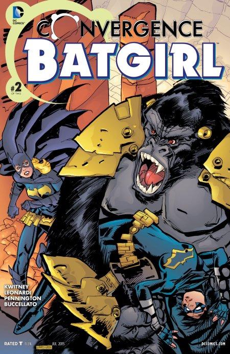 Convergence - Batgirl 02
