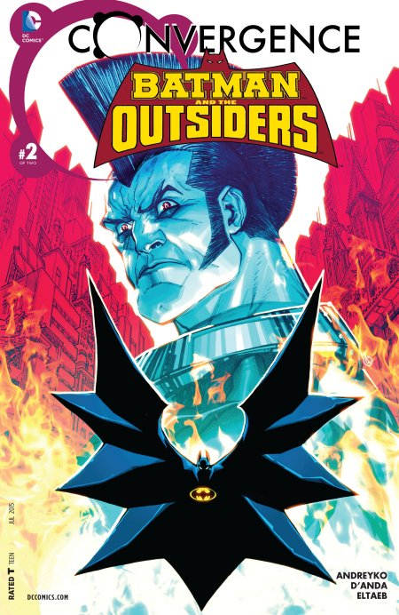 Convergence - Batman and the Outsiders2