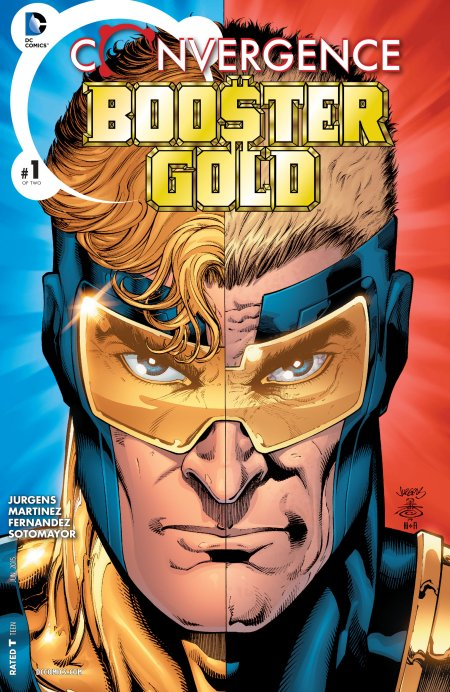 Convergence - Booster Gold