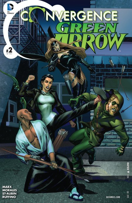 Convergence - Green Arrow2