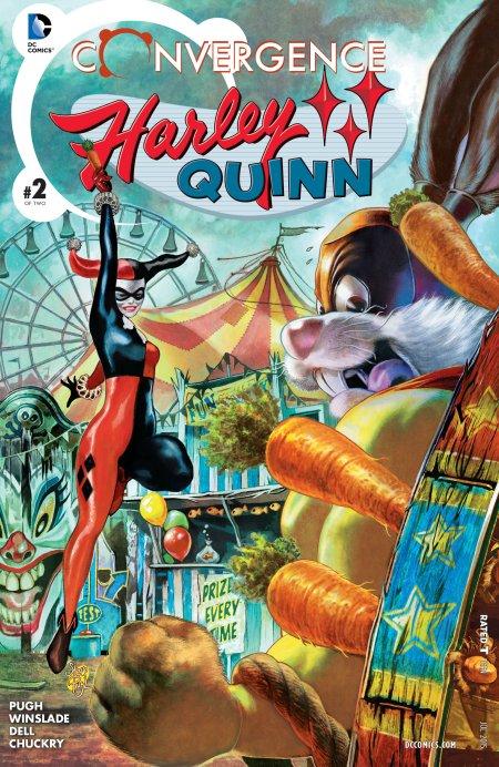 Convergence - Harley Quinn 2