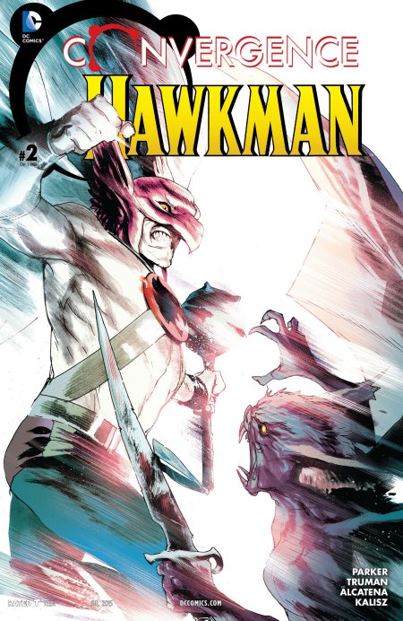 Convergence - Hawkman2