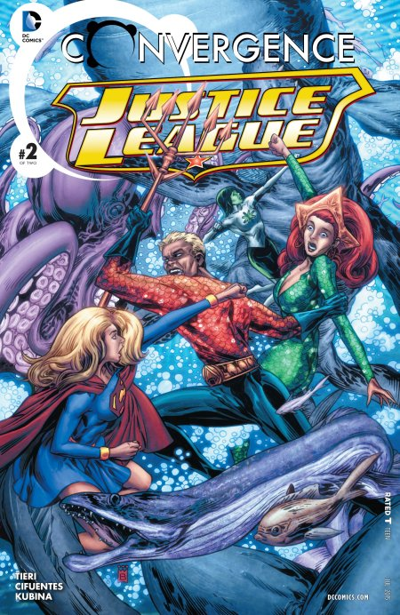 Convergence - Justice League 2