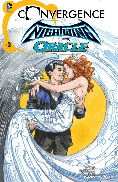 Convergence - Nightwing-Oracle 2