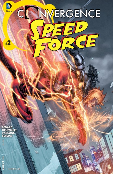 Convergence - Speed Force 2