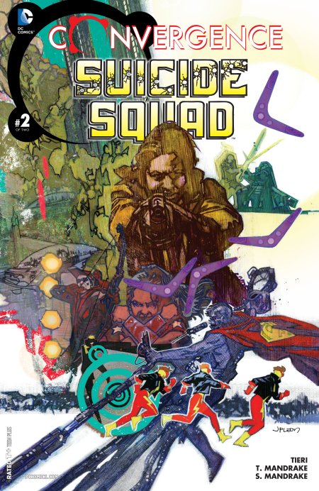 Convergence - Suicide Squad2