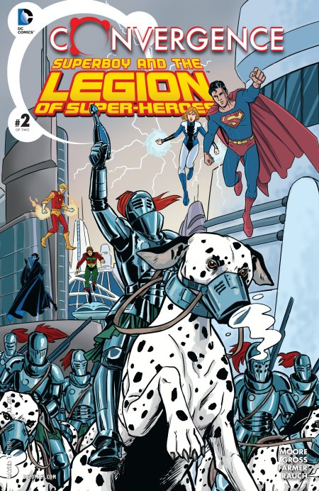 Convergence - Superboy and the Legion of Super-Heroes2