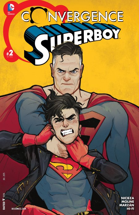 Convergence - Superboy2