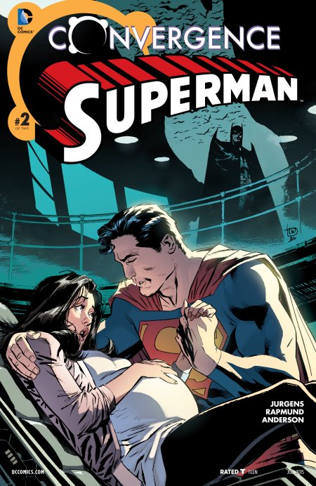 Convergence - Superman 2