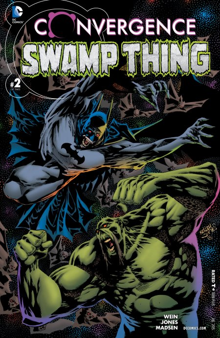 Convergence - Swamp Thing2