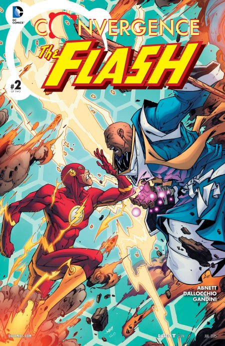 Convergence - The Flash2