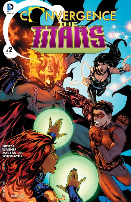 Convergence - The Titans 2