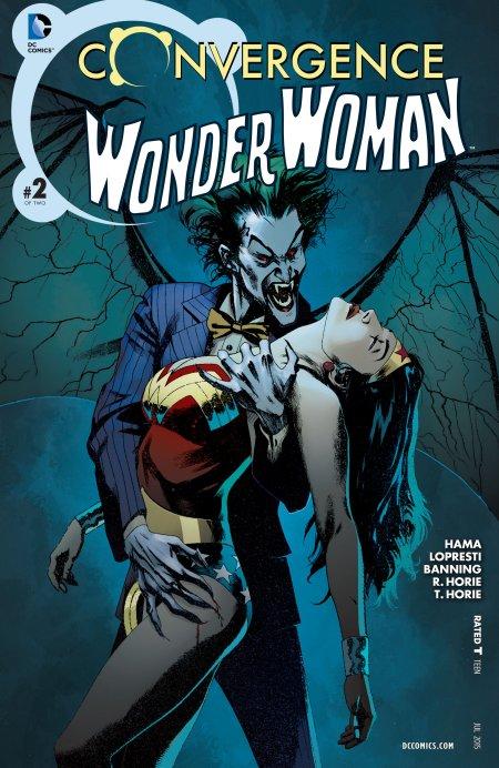 Convergence - Wonder Woman2