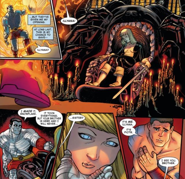 Illyana Secret Wars