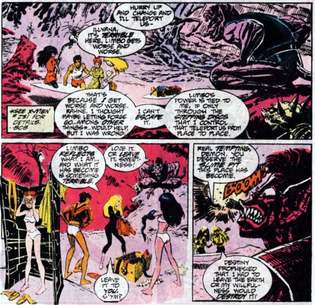 Inferno New Mutants S'ym