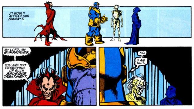 Infinity Gauntlet Thanos Pagafantas