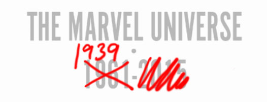 Marvel Universe death 1939
