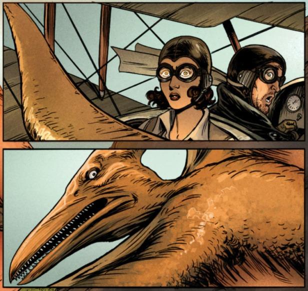 Phantom Eagle dinosaurio dinosaur