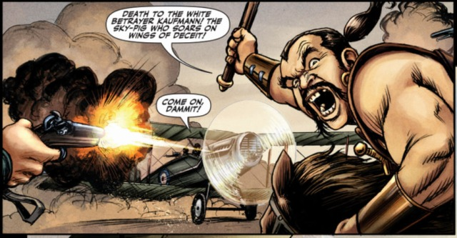 Phantom Eagle Indiana Jones