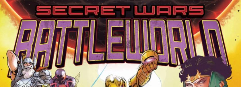 Secret Wars Battleworld