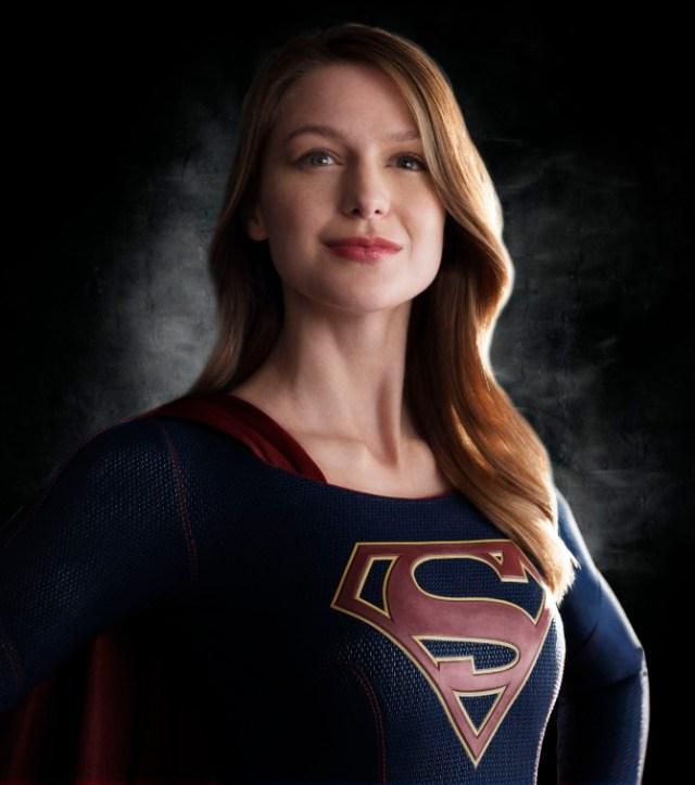 Supergirl Benoist SHAZAM