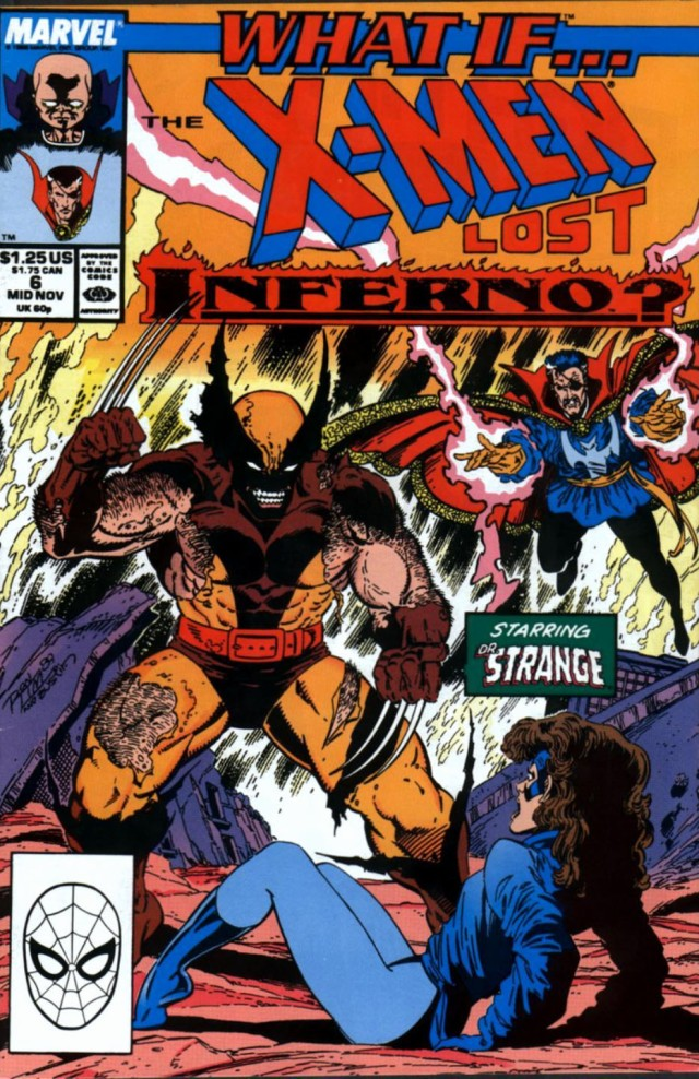 What If 6 X-men lost Inferno