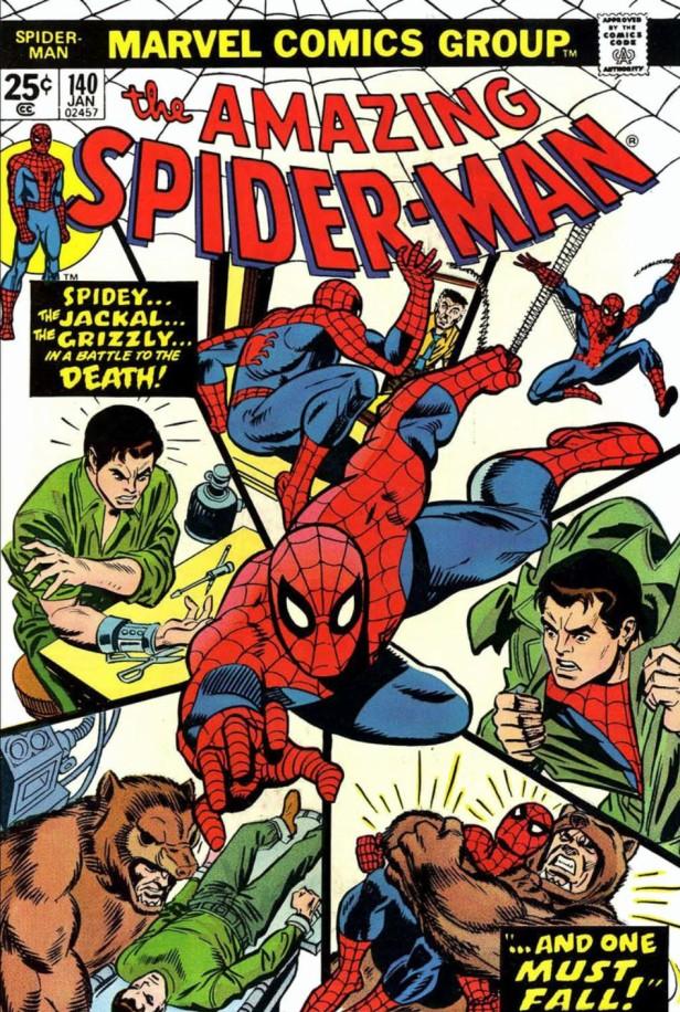 Amazing Spider-Man 140