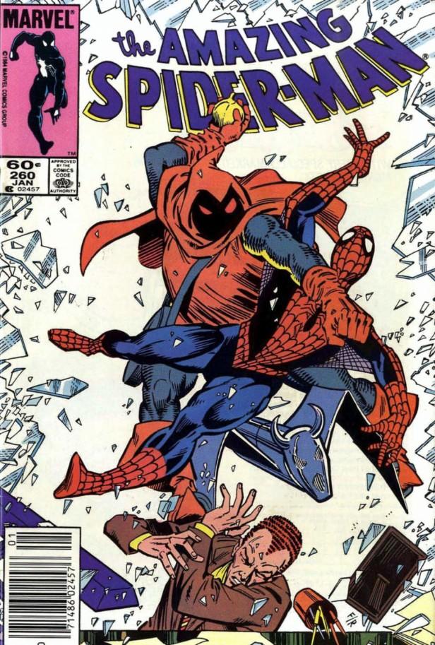 Amazing Spider-Man 260