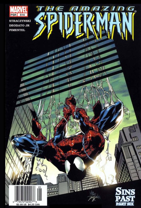 amazing spiderman 514