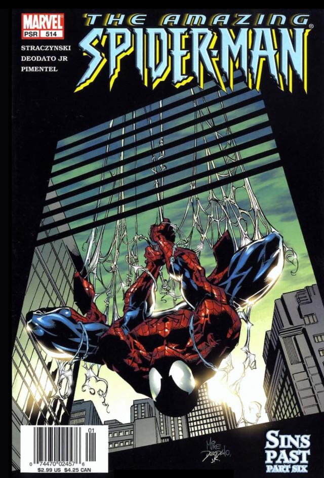 amazing spiderman 514