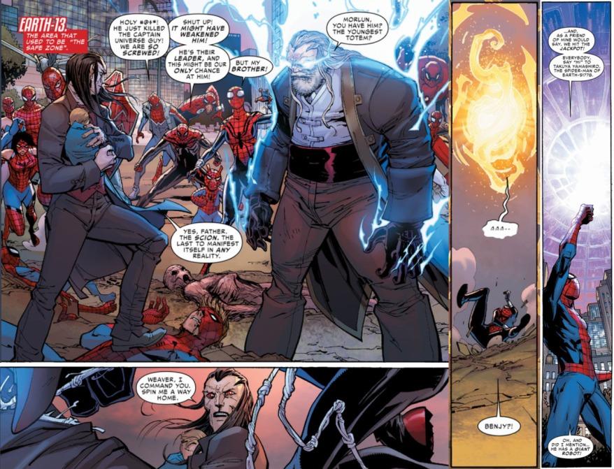 amazing spiderman v3 12 Spiderverse 01