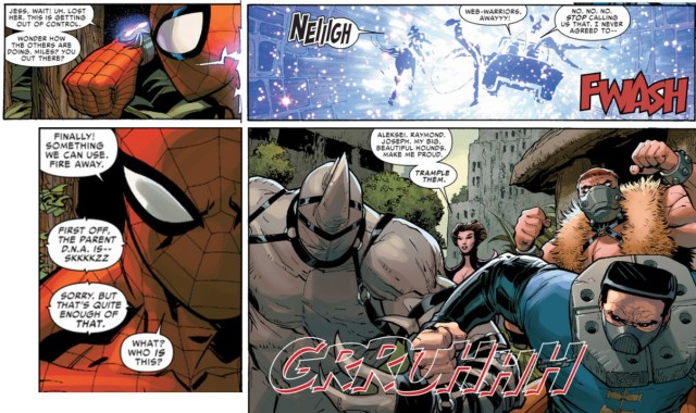 amazing spiderman v3 12 Spiderverse 04