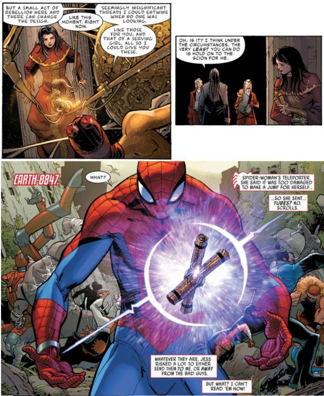 amazing spiderman v3 12 Spiderverse 05