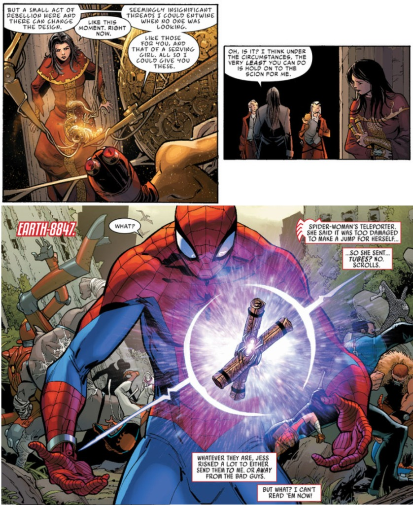 amazing spiderman v3 12 Spiderverse 05