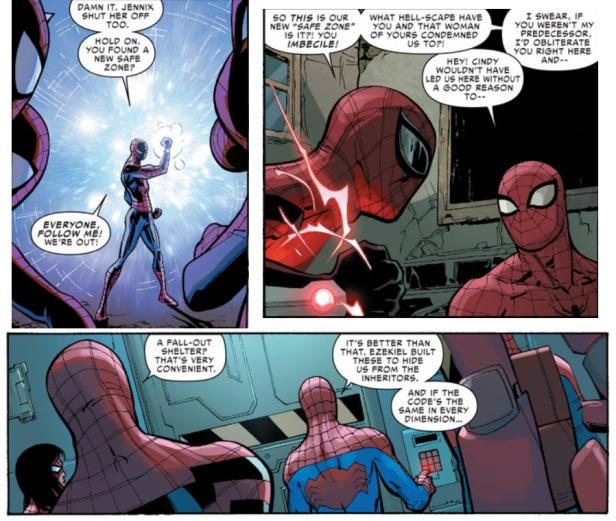 amazing spiderman v3 12 Spiderverse 06