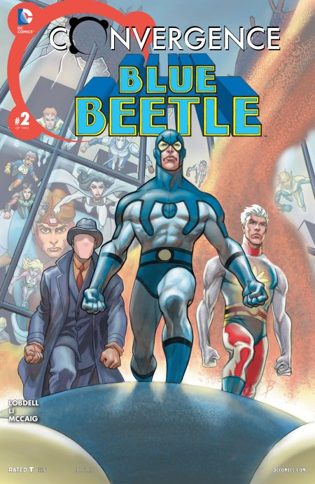 Convergence - Blue Beetle2