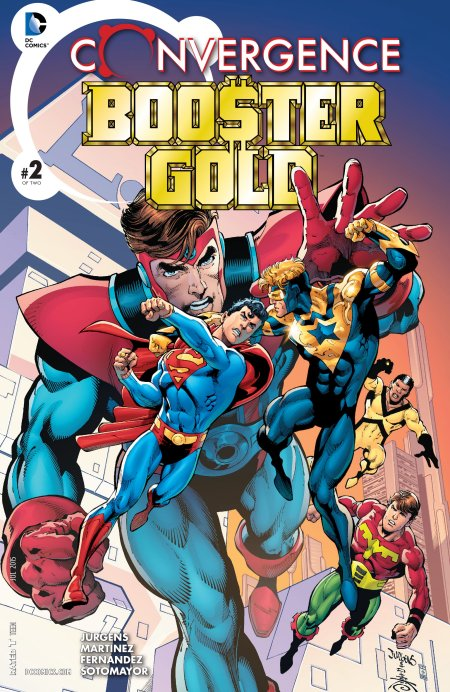 Convergence - Booster Gold 2