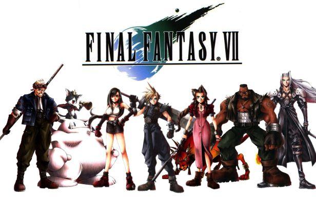Final Fantasy VII roster