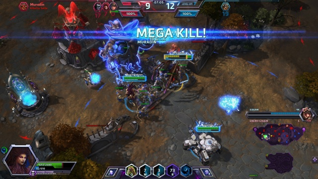 Heroes of the Storm megakill