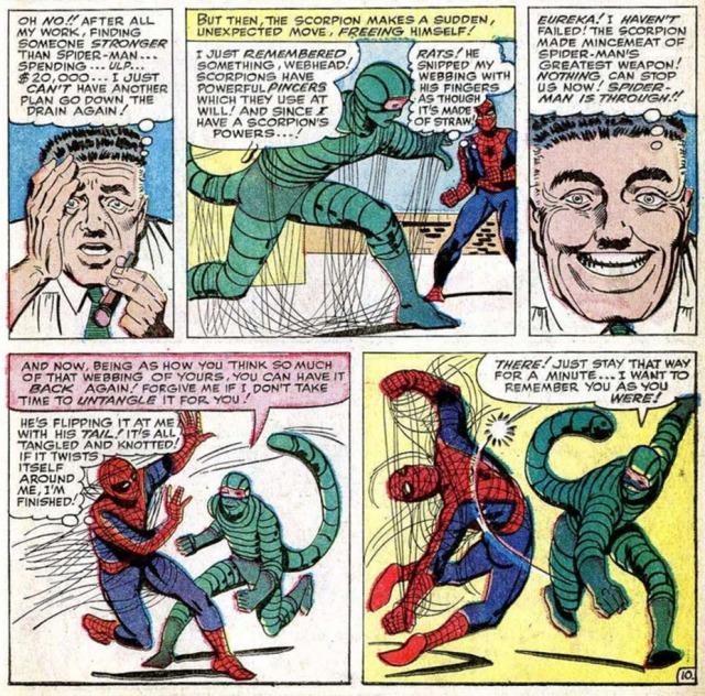 The Amazing Spider-Man 20 Jameson el supervillano