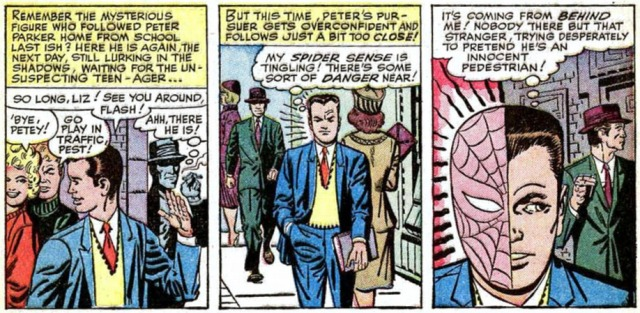 The Amazing Spider-Man 20 Peter Parker Ditko