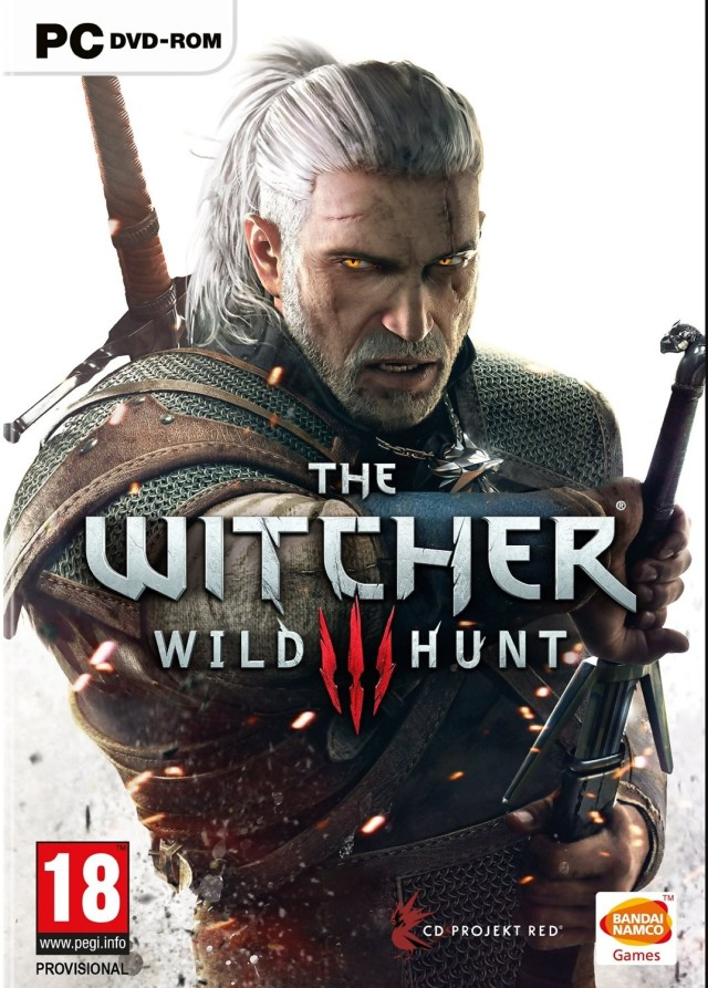 THE WITCHER 2 WILD HUNT Cover PC