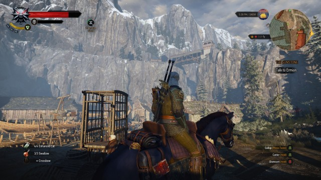 Witcher 3 Skellige