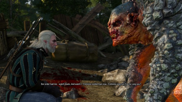 Witcher 3 Trollololo