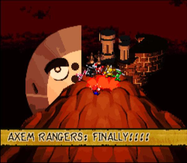 Mario RPG Axem Rangers