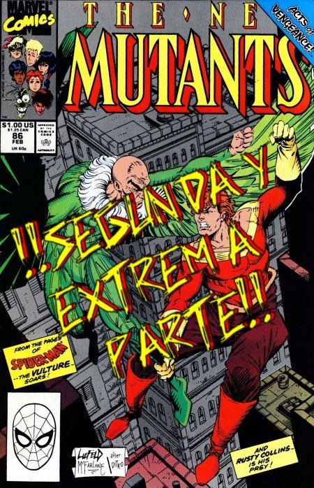Copia de The New Mutants 86-001