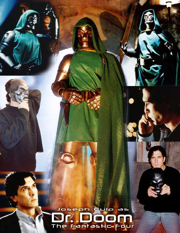 Doctor Doom Fantastic Four Corman