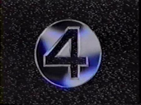 Fantastic Four Corman Logo
