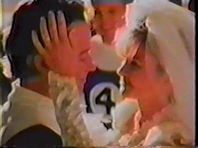 Fantastic Four Corman wedding