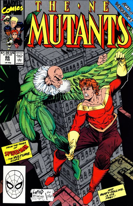 The New Mutants 86-001